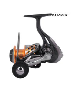 SEAHAWK GACHIRI, MAX DRAG UP TO 8KG, 8+1BB  SCREW-IN HANDLE SPINNING REEL