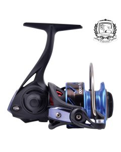 TEAM SEAHAWK RONIN, SUPERIOR DRAG POWER SPINNING REEL